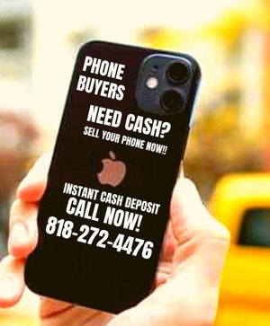 iphone 11 pro max Iphone 11 Iphone X Iphone 8 Plus Samsung s10 S20 Samsung S20 Ultra broken or locked for Sale in Los Angeles, CA