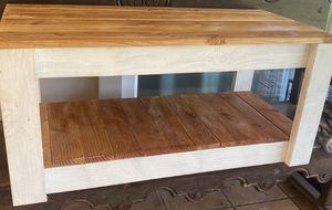 Customized Rustic Benches & Tables for Sale in Spring Valley, CA