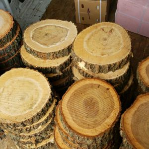 Wood Pieces Slabs Rustic Tree Slices for Sale in Wayne, IL