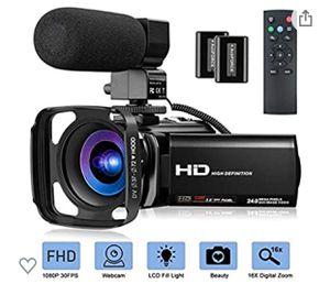 Video Camera for Sale in Philadelphia, PA