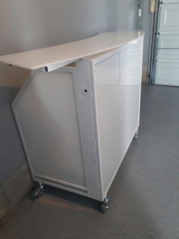 White LED Portable Bar