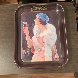 Vintage 1973 Coca Cola Tray for Sale in Henderson, NV