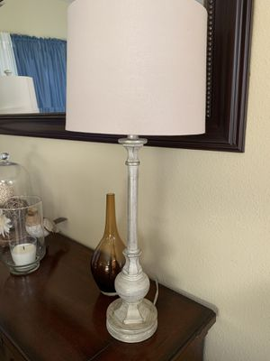 Two lamps $30 for Sale in Kissimmee, FL