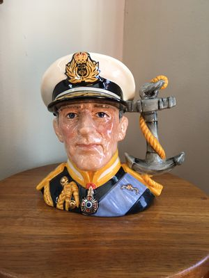 Royal Doulton Earl Mountbatten Limited Edition for Sale in Springfield, VA