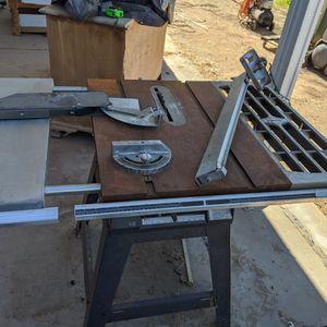 Took Kraft Table Saw for Sale in Glendale, AZ