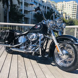 2012 Harley Davidson Heritage Softail Excellent **Yes We Finance ** for Sale in Boynton Beach, FL