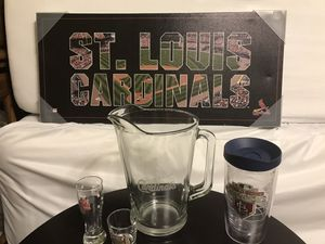 St. Louis Cardinals Collection for Sale in St. Louis, MO