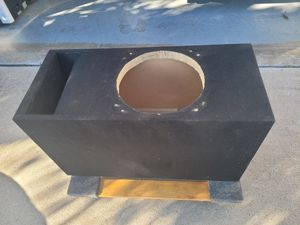 "Subwoofer box 12"" (free) for Sale in Encinitas, CA"