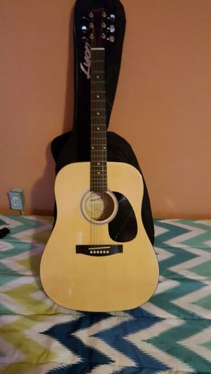 Guitar pretty nice no scratches sounds good just for 130 dolars for Sale in Philadelphia, PA