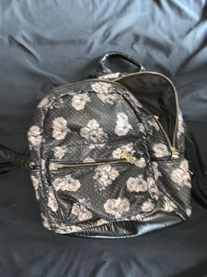 black floral mini backpack for Sale in Bothell, WA