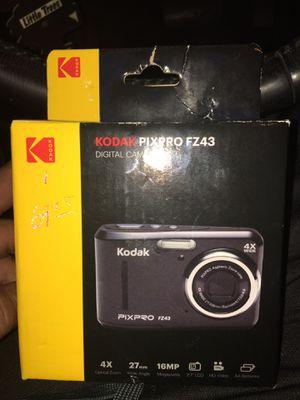 Kodak digital camera pixpro fz43 for Sale in Payson, AZ