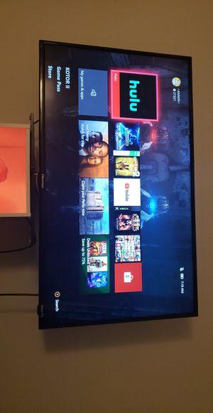 "Hisense Roku TV 45"" -50"". for Sale in Washington, DC"