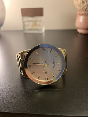 Bulova Gold Watch for Sale in Temple, PA