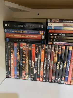 DVD's for Sale in Fontana, CA