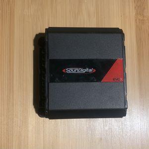 Sound Digital Amp 400x4 for Sale in San Diego, CA