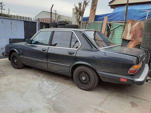 1988 BMW 528e E28 $450 for Sale in Los Angeles, CA