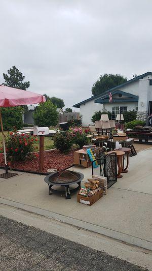 Moving Sale Sat/Sun for Sale in Escondido, CA