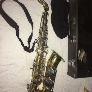 yamaha alto saxophone for Sale in Byron, CA