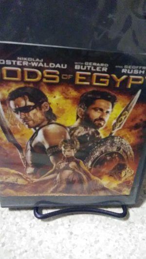 Gods of egypt dvd for Sale in Yakima, WA