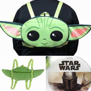 New! Star Wars Mandalorian Baby Yoda Plush backpack the kid disney Disneyland world for Sale in Carson, CA
