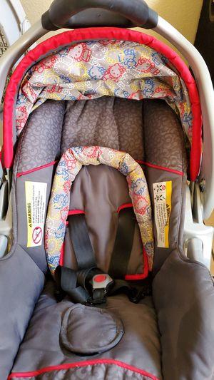 Hello kitty car seat for Sale in Santa Ana, CA