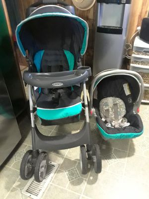 Graco Stroller & Car Seat in good condition 50. for Sale in Princeton, TX