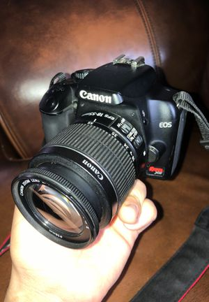Canon rebel xs for Sale in Los Angeles, CA