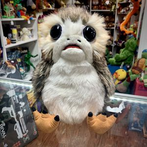 Se7en20 Star Wars The Last Jedi Animated Porg Plush Porglet Stuffed Animal Toy - Moves, Flaps Wings, Opens And Closes Mouth And Makes Sounds - SO Cut for Sale in Elizabethtown, PA