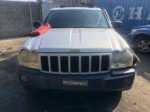 Jeep Grand Cherokee 2005 Selling Parts Only Vehicle Not For Sale for Sale in Clifton, NJ