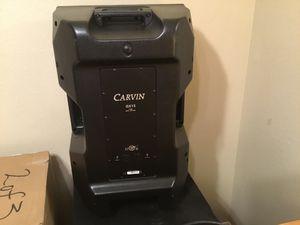 """Carvin 15"""" pro audio speakers for Sale in Queen Creek, AZ"""