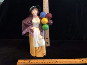 Balloon Lady by Royal Doulton HN 2935 for Sale in South Hill, WA