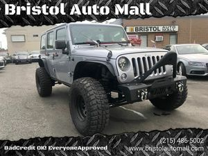 2013 Jeep Wrangler for Sale in Levittown, PA