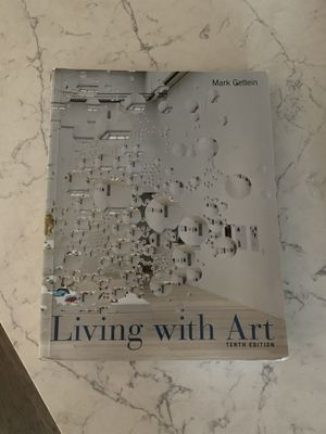 Living with Art 10th edition for Sale in Austin, TX