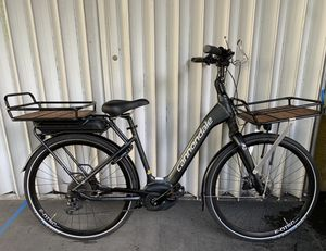 2016 Cannondale Mavaro Performance 1 Delivery Electric Bicycle - reg. $4,460 for Sale in Miami, FL