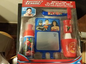 (New) Justice League Bathroom kit for Sale in Providence, RI