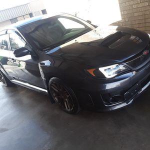 2011 Subaru wrx Turbo Sti for Sale in Lafayette, CO