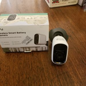 XTU WIRELESS SMART BATTERY CAMERA for Sale in Milwaukie, OR