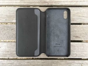 iPhone X Leather Folio Case for Sale in Lindon, UT