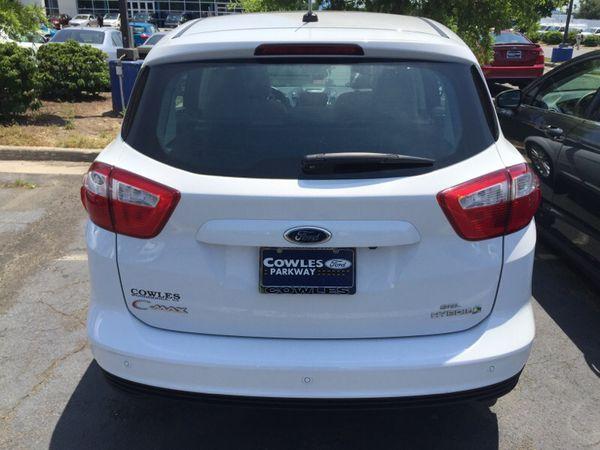 2015 Ford C-Max SEL Hybrid