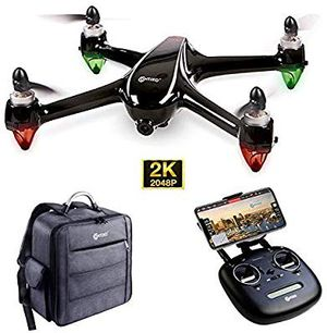Contixo F18 2K Drone with UHD Camera FPV Live Video GPS RC Quadcopter with Brushless Motor, 5G, Auto with Water Resistant Carrying Backbag for Sale in San Antonio, TX