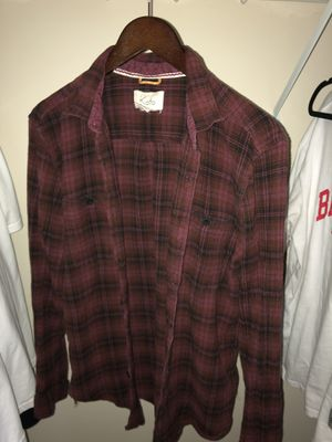Plaid shirt for Sale in Germantown, MD