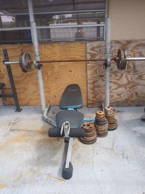 Bench & Weights for Sale in Port St. Lucie, FL