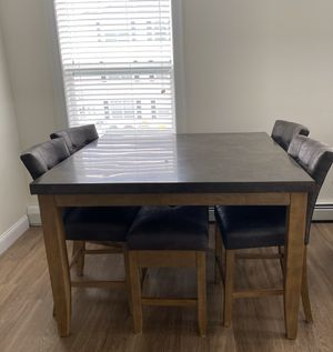 Counter Height Kitchen Table for Sale in Westbrook, ME