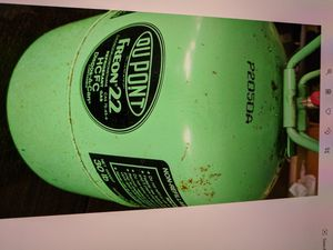 Dupont Freon r22 refrigerant for Sale in Newport News, VA