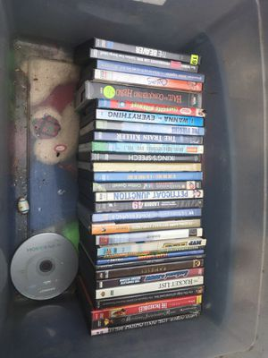 FREE DVDS 📀 for Sale in Montclair, CA