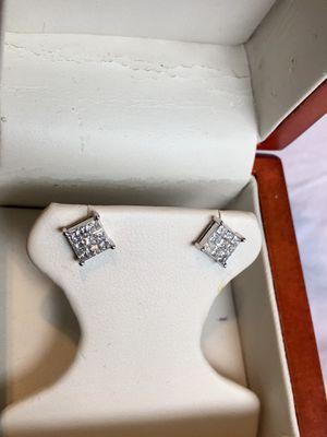 Silver white DIAMOND 1carat for Sale in Mountain View, CA