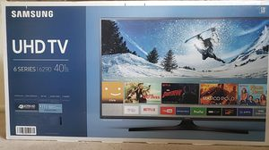 Samsung UHD TV 40 inch like new for Sale in Westborough, MA