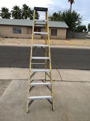 LADDER WORKS GREAT 8ft for Sale in Phoenix, AZ