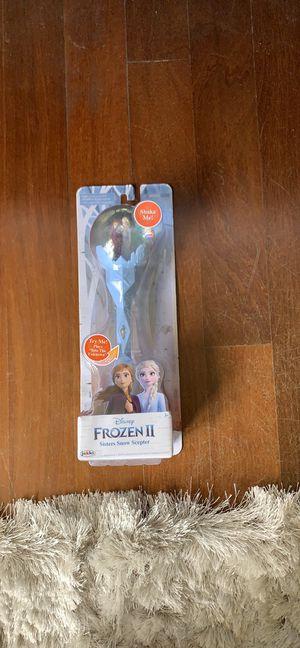 Frozen II Sisters Snow Scepter for Sale in Austin, TX