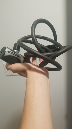 Brand New Kryptonite Cable Bike Lock for Sale in Portland, OR
